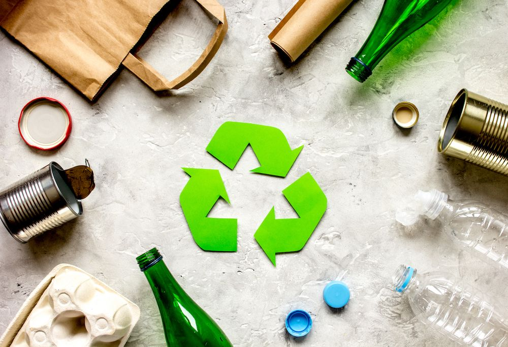 various items that you can recycle but not in the ways that you think
